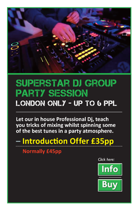 Superstar DJ Group Party Session